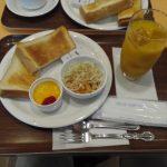 【山口県】カフェ エスタシオン 徳山 、軽食・パスタ・コーヒーなど駅構内にある便利な飲食店