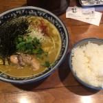 【錦糸町】麺や 佐市、絶品の牡蠣出汁ラーメン。旨い!!【オススメ、無化調ラーメン】