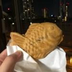 【大阪府】鳴門鯛焼本舗 阿波座駅前店、天然鯛焼 鳴門金時いもを食べてきた