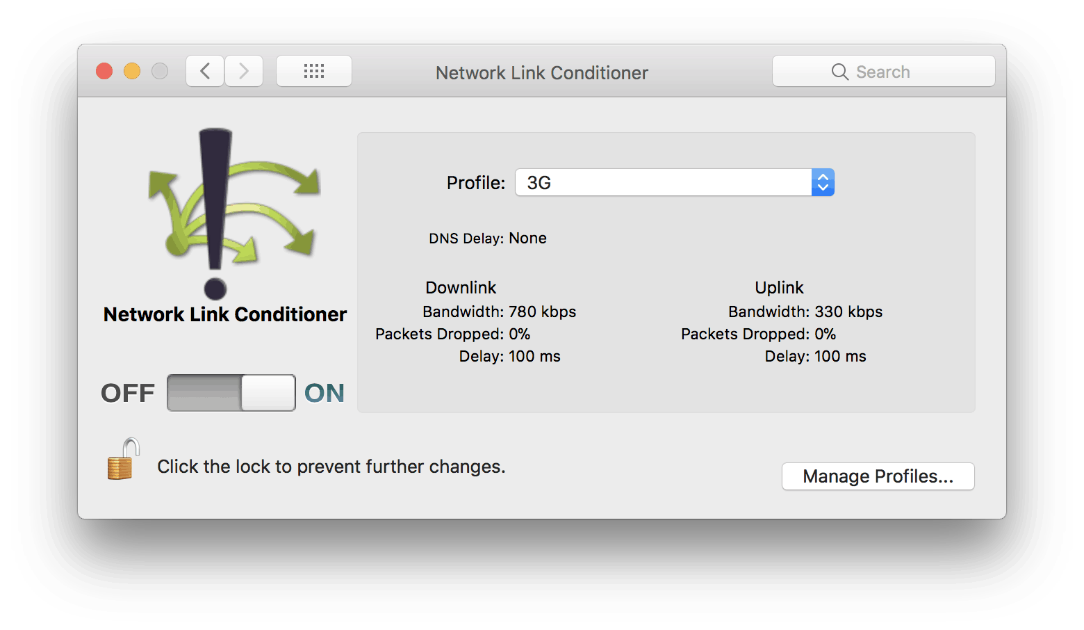 Network Link Conditioner for XCode 9 2 And Empathy | John Maeda's