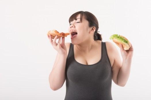 太っている人の食事傾向3
