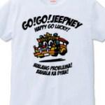 ゴー!ゴー!ジープニーTシャツが売れました(゚∀゚)