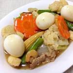 【チャプスイ】お野菜たっぷり!鶏レバーが入ったフィリピン風八宝菜の意外な歴史