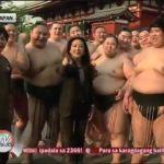 【NHK5月31日夜8時】舛ノ山関がフィリピン人のお母さんと出演!突撃アッとホーム「力士がダンス!?相撲サプライズSP」
