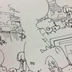 「日刊ムサシのブログ」といいながら、ただいま4コマ漫画投稿休止中…