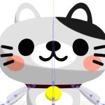 3匹の猫を登場させたちょっとぜいたくなLINEスタンプのざっくりとした制作過程