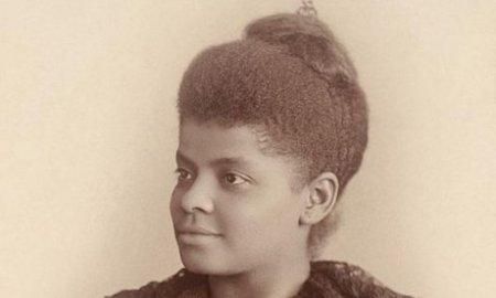 Ida B. Wells-Barnett, ca. 1893. © Mary Garrity.