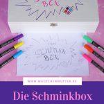 Die Schminkbox Ein Schones Geschenk Fur Madchen Madchenmutter