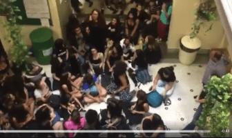 Alunas do Centro Paula Souza se levantam contra o machismo em salas de aula