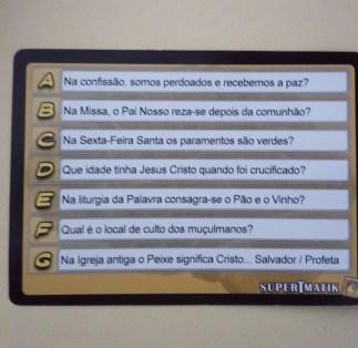 SuperTmatik - quiz Cristianismo