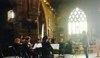 """Ensemble performing """"Danaus"""""""