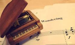 Hannah Liu's composition: Wondering