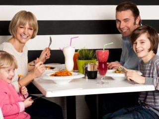 restaurantes bons para crianças