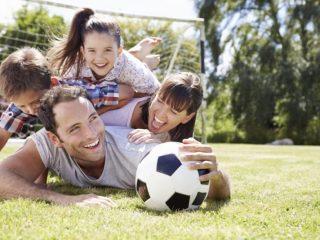 Incentivar o esporte nas crianças