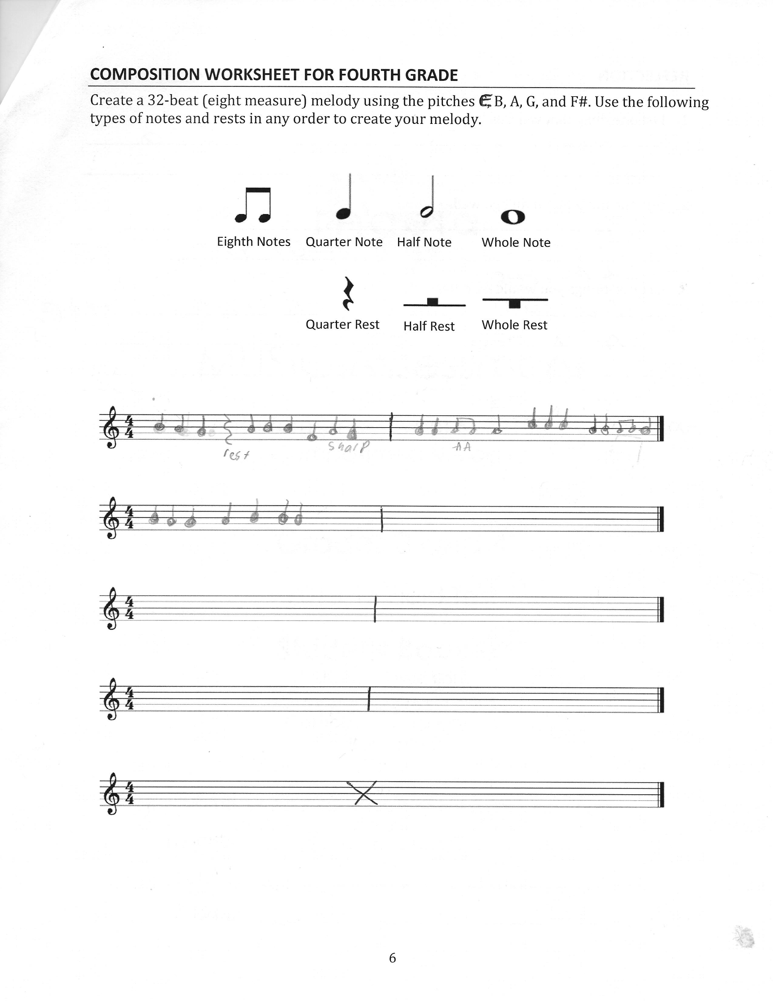 Composing A Melody Maeia