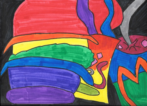 Realistic And Abstract Works Of Art Maeia - Michigan