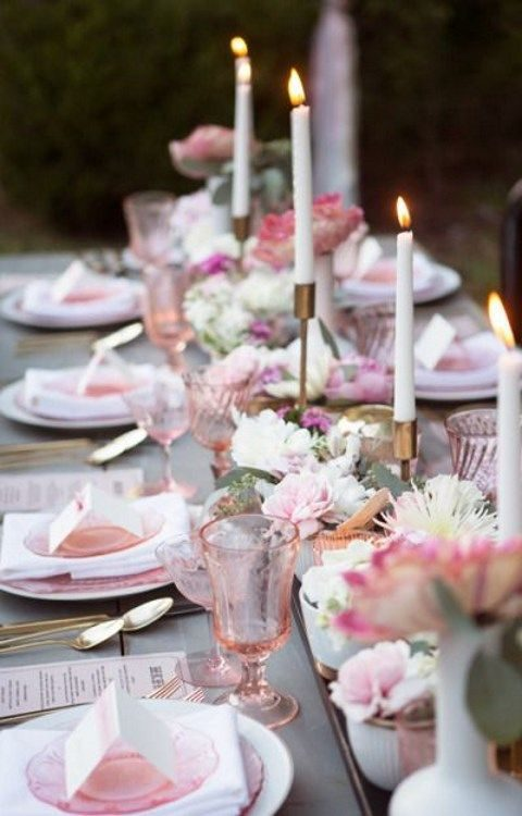 grey-pink-and-peach-table-setting-with-gilded-candle-holders-480x750