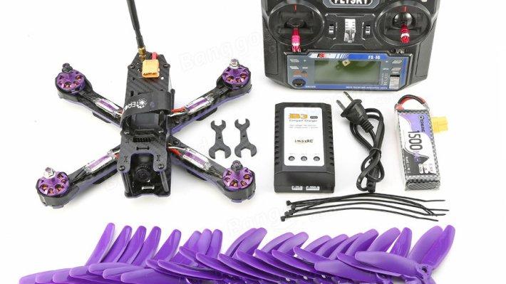 La course de drone pour moins de 300€