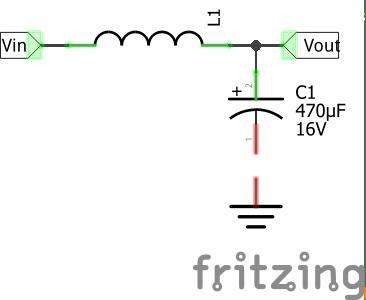 FPV Filtre LC