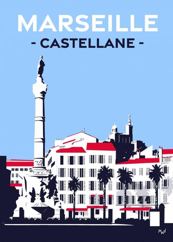 Affiches Castellane
