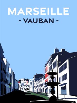 Affiche Vauban