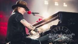 Lista de canciones de Guns N Roses en Costa Rica Setlist