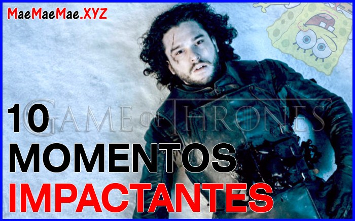 game of thrones 10 mejores momentos