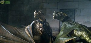 game of thrones dragones