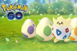 pokemon go evento de pascua