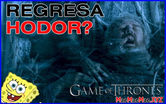 game of thrones hodor regresa