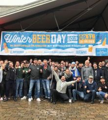 Männerabend Special – Winter Beer Day 2019