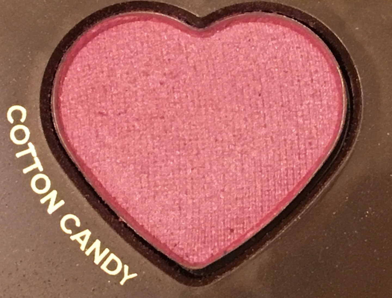 Cotton Candy (Iced Bubblegum Pink)