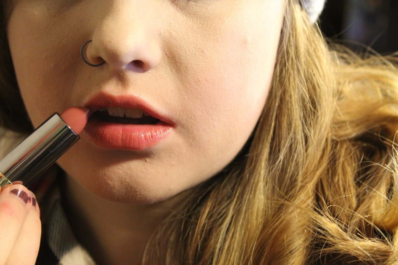Sheer Liar Lip Swatch