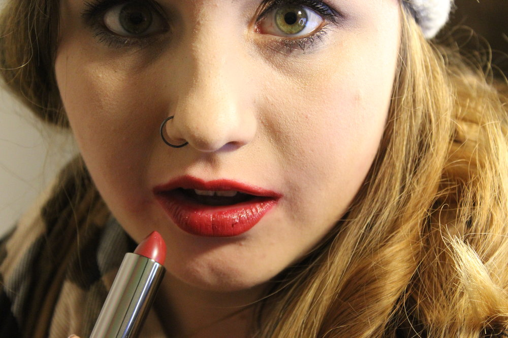 Manic Lip Swatch
