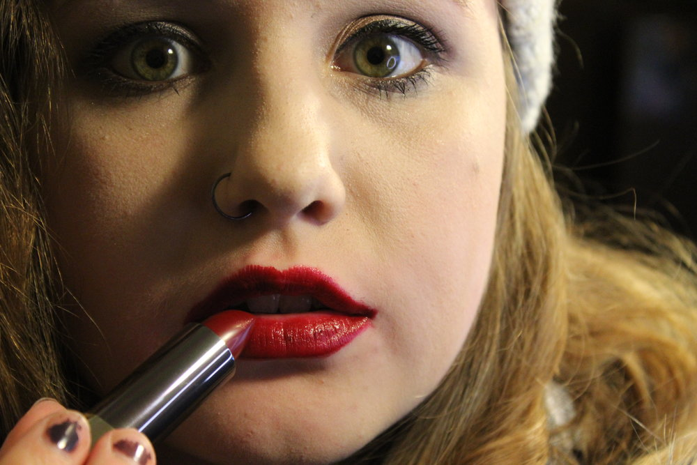 Gash Lip Swatch