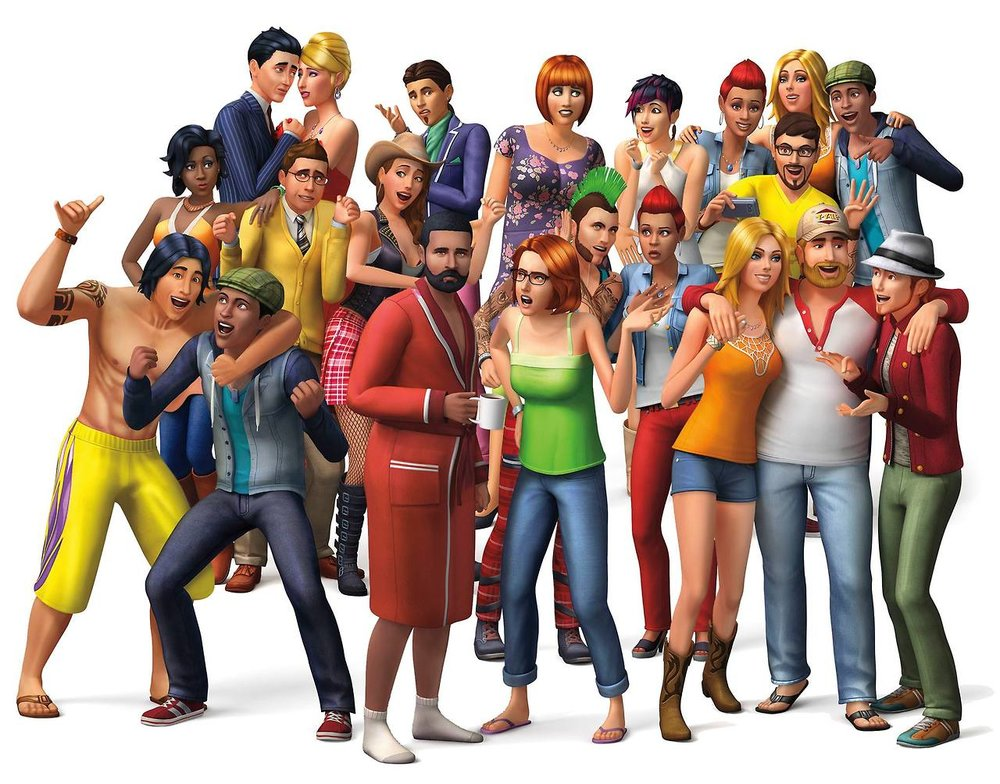 The Sims 4: Loves and Loathes 1
