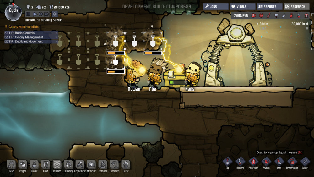 Oxygen Not Included: New Obsession 3