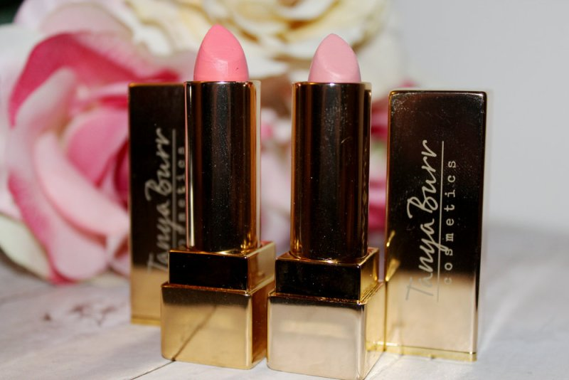 Tanya Burr Lipstick Review Birthday Cake Amp Happily Ever
