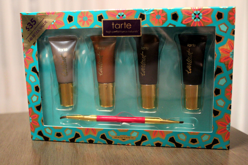 Tarte Spice Up Your Stare Deluxe Tarteist Eyeliner Set Review & Swatches 5