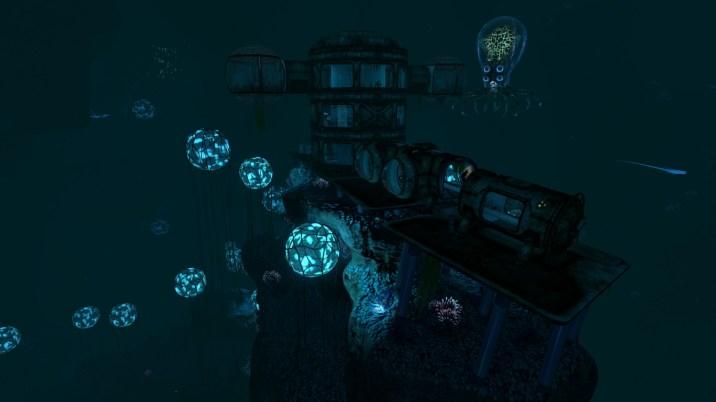 Deep Grand Reef Degasi Base