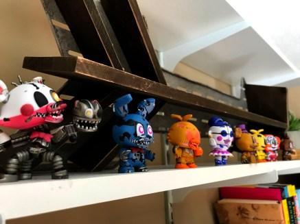 FNAF SL Figurines