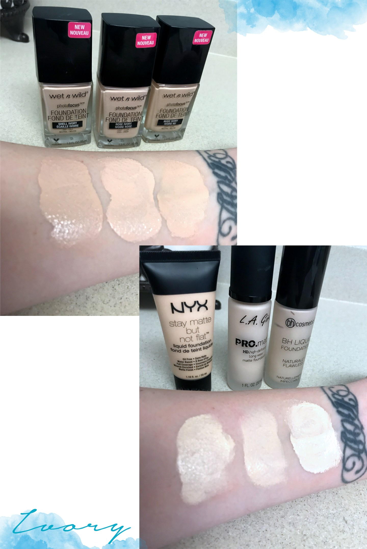 Ivory Foundations