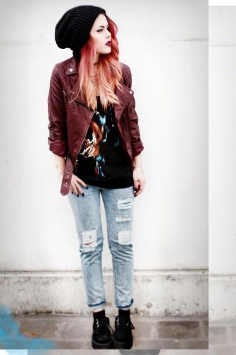 Le Happy Grunge Fashion