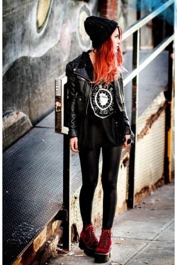 Le Happy Punk Fashion