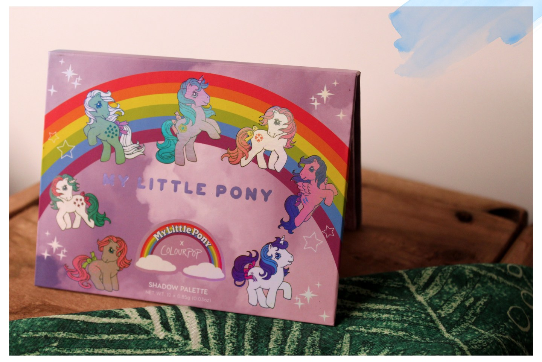 My Little Pony Palette