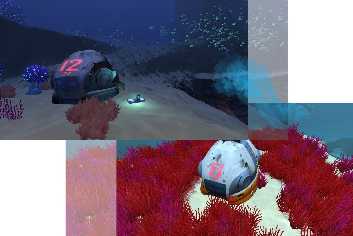 Subnautica: What Happened to the Other Passengers of the