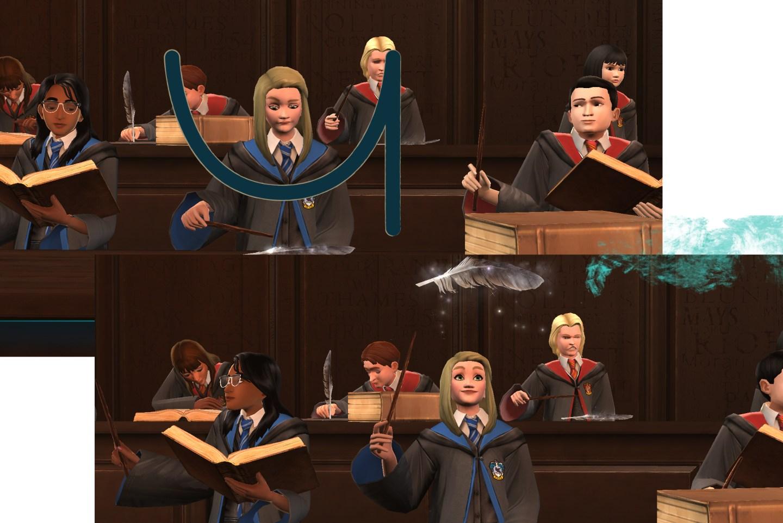 Hogwarts Mystery 4