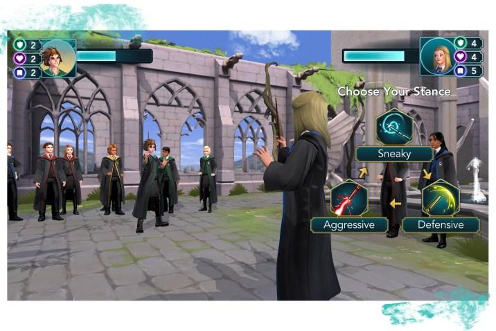 Hogwarts Mystery 5