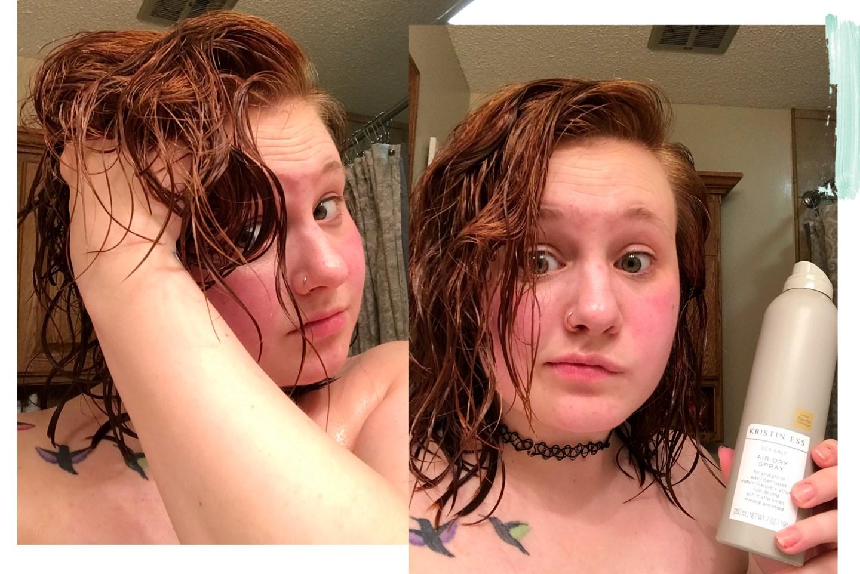 Kristin Ess Wavy Hair Mae Polzine 3