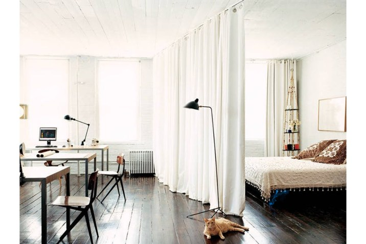 Studio Apartment Space 3